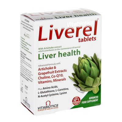Vitabiotics Liverel