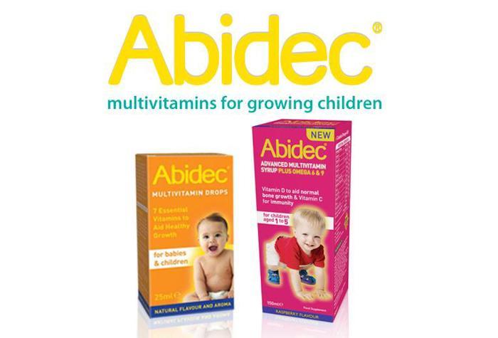 婴幼儿保健品
