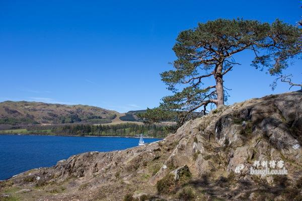 lake district湖区Ullswater风景