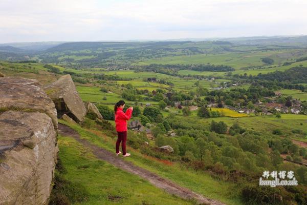 英国Peak District National Park