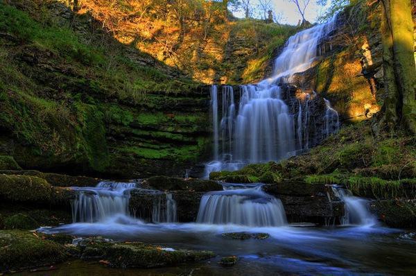 英国Yorkshire Dales National Park