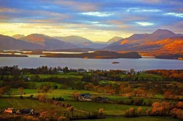 英国Loch Lomond