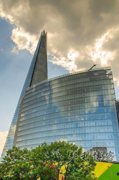 伦敦碎片大厦
