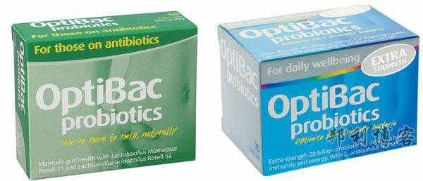 英国保健品Optibac Probiotics益生菌