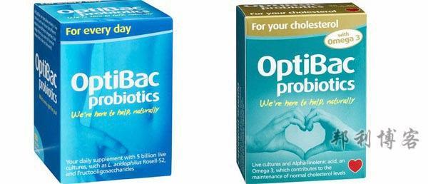 英国Optibac Probiotics益生菌