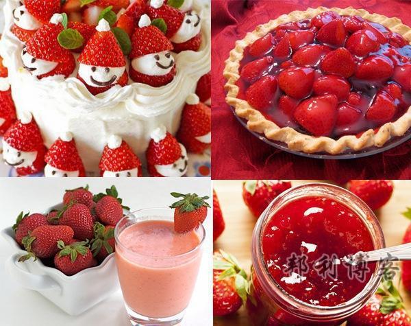 英国摘草莓