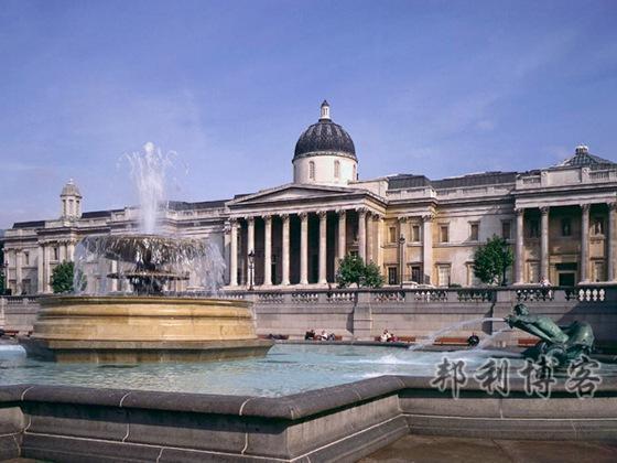 伦敦国家美术馆