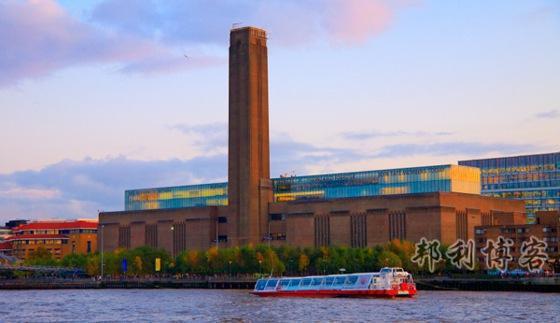 伦敦泰特现代美术馆