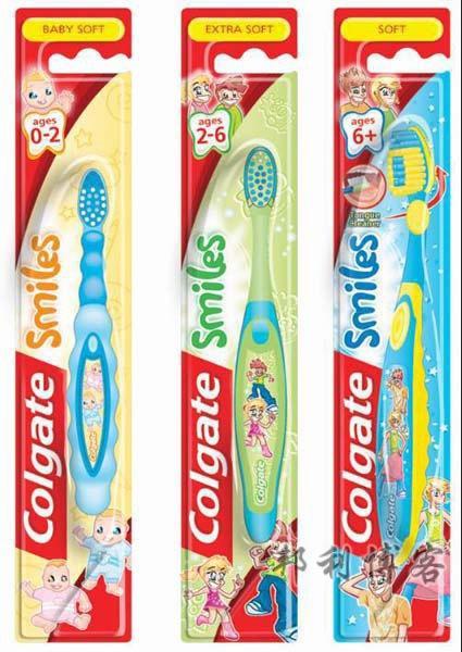 英国的婴儿刷牙