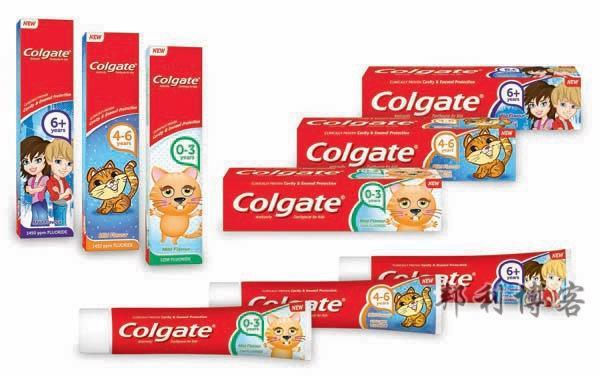 英国婴幼儿可以吞食牙膏