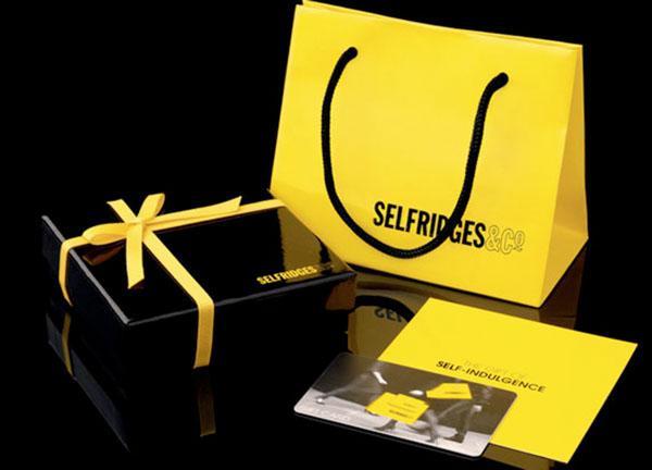 英国Selfridges百货
