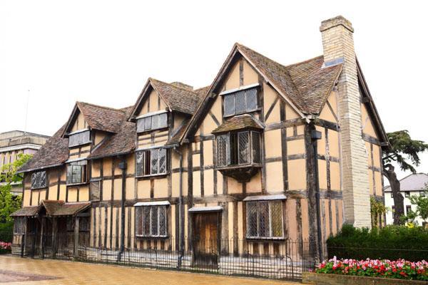 莎翁故居Stratford-Upon-Avon