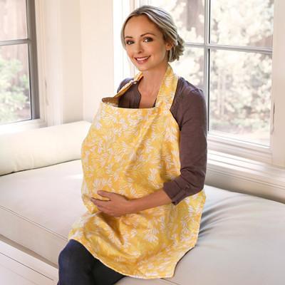 Bebe Au Lait哺乳巾