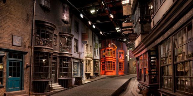 【Warner Bros. Studio】伦敦哈利波特影视基地旅游攻略