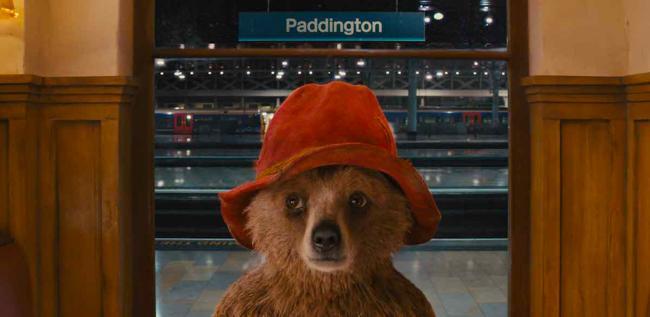 伦敦火车站
