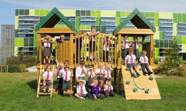 英国的小学