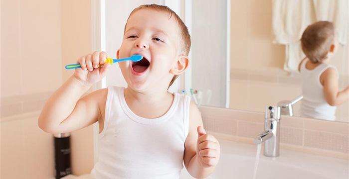 德国儿童牙膏