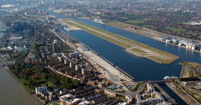 伦敦城市机场