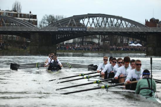 牛津剑桥对抗赛