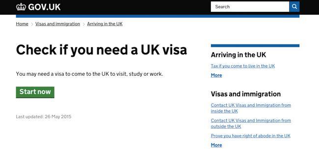 英国学生签证