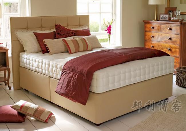 英国的床上用品尺寸