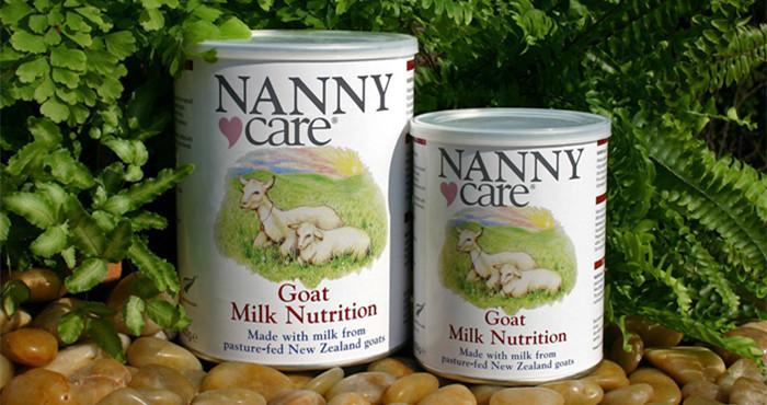 Nanny care羊奶粉
