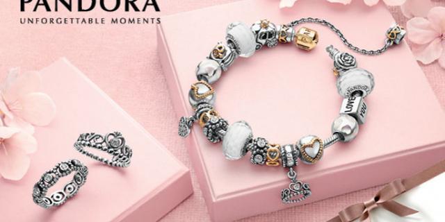 【Pandora】潘多拉珠宝,为浪漫与个性的代言