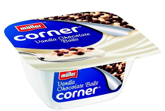 Muller酸奶