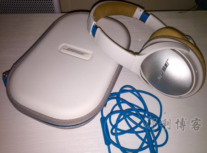 Bose QC25消噪耳机