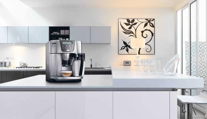 德龙意式咖啡机