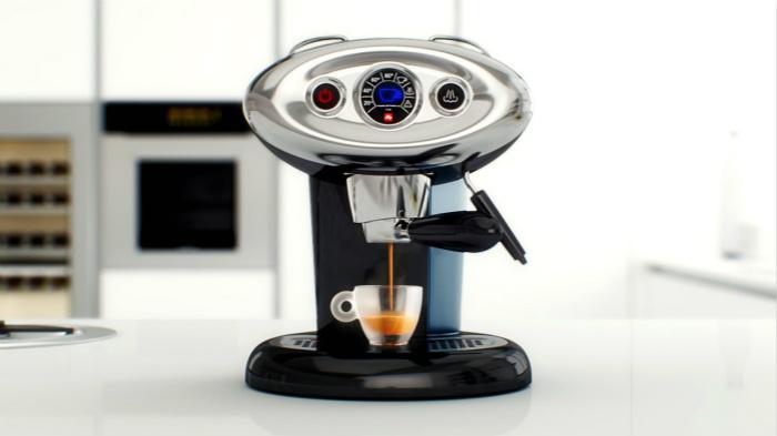 胶囊式咖啡机