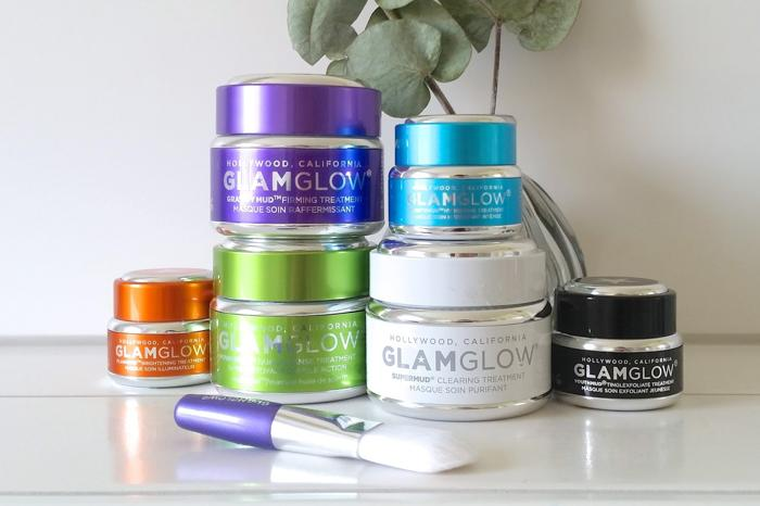 GLAMGLOW格莱魅清洁面膜评测:小罐子里的美丽精灵