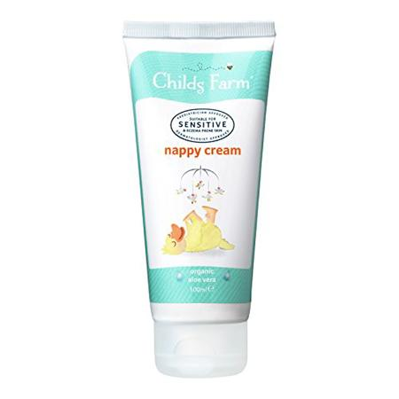 Childs Farm Nappy Cream for Happy Bottoms