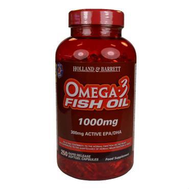 Omega 3深海鱼油胶囊