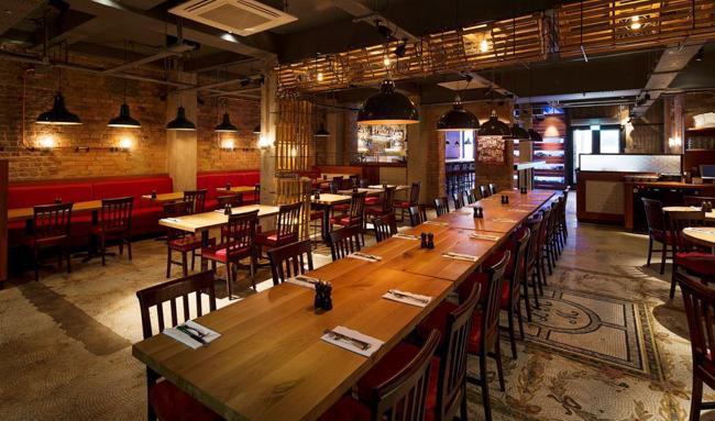 伦敦龙虾餐厅