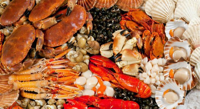 英国经常吃到的海鲜有哪些种类