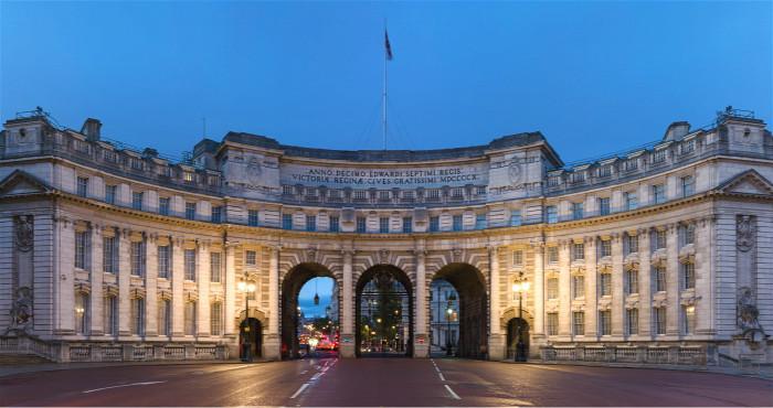 伦敦海军拱门