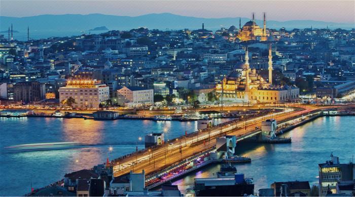 跟着《花儿与少年》游土耳其