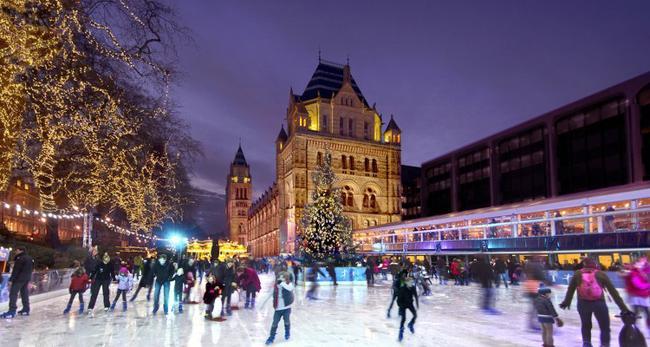 伦敦滑冰场