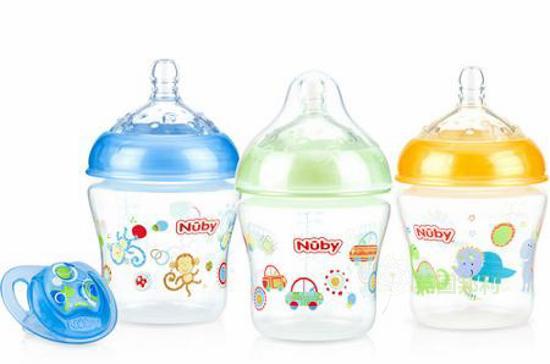 Nuby奶瓶