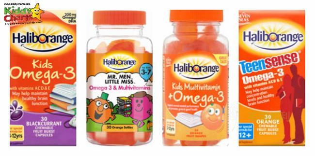 Haliborange儿童保健品