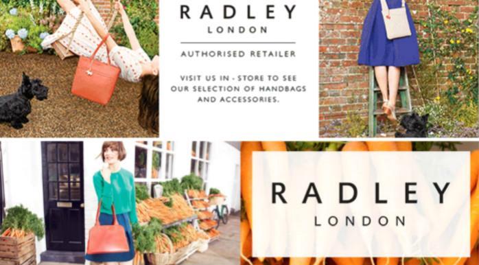 Radley 2018 黑五折扣