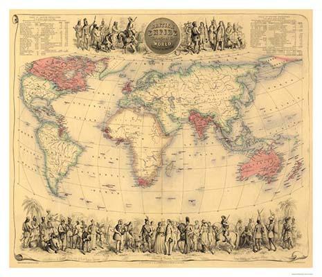 英国殖民地