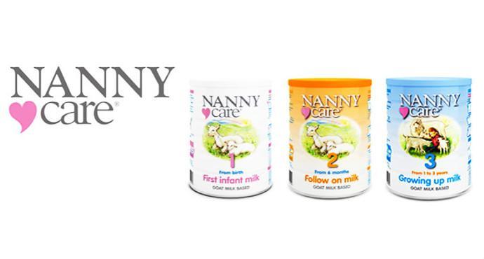 nannycare羊奶粉