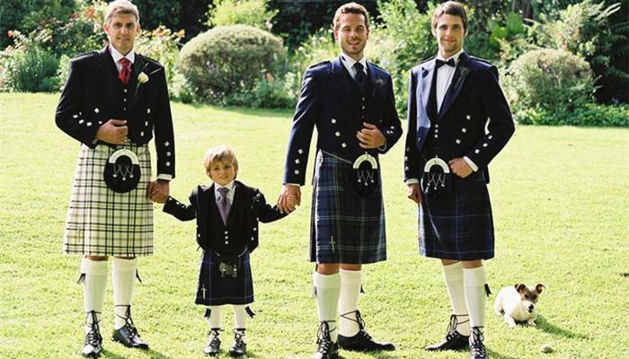 苏格兰短群