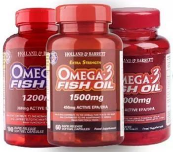 HB鱼油Omega3系列