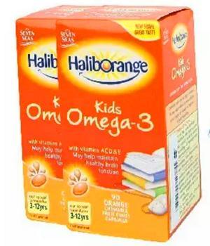 儿童Omega3胶囊