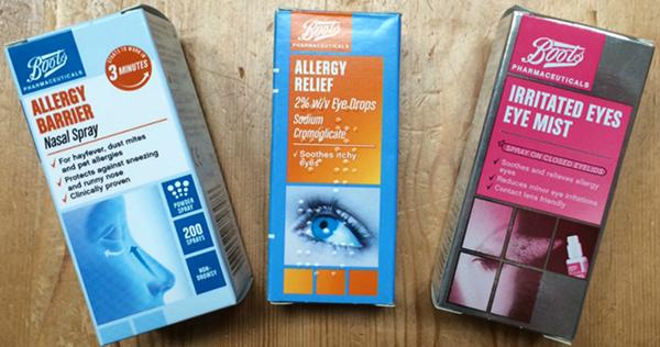 花粉过敏引起眼睛痒