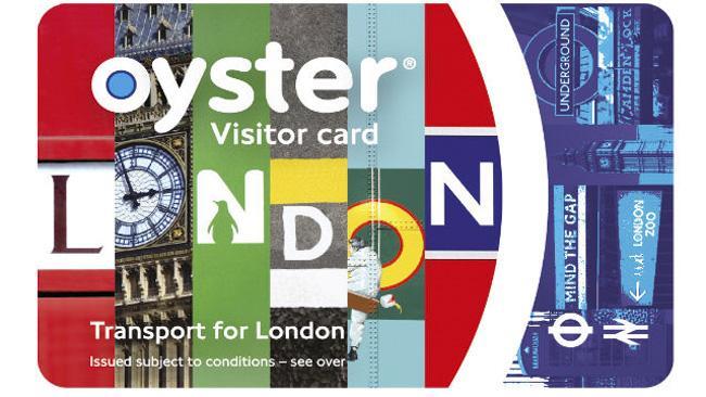 伦敦旅游卡