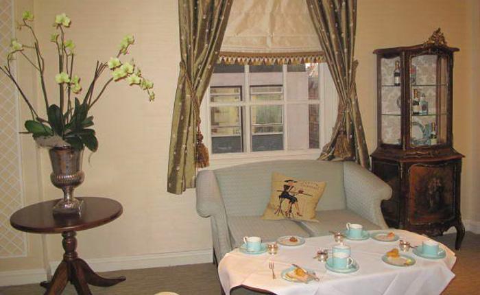Fortnum Mason下午茶